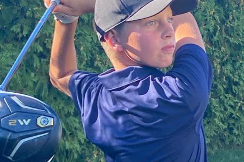 Golftalente des Golfclubs Heddesheim  in Landeskader nominiert