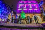 Weinheim: Es waren Lichter für die Herzen – Endspurt bei den Weinheimer Lichtblicken – OB Just wünscht sich Neuauflage im nächsten Winter