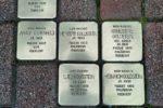 Erinnern an die Opfer des Holocaust