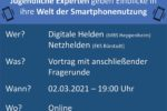 Sicher im Netz – auch in der Pandemie  Online-Veranstaltung zum Safer Internet Day