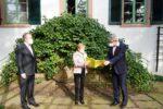 Bergsträßer Ausflugsziele auf Seniorenfreundlichkeit geprüft – Kreisseniorenbeirat stellt dem Landrat elf seniorenfreundliche Orte vor
