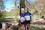 AS Halbmarathon als Testwettkampf für Viernheimer Para-Triathletin Lena Dieter