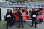 Lorsch: Bewilligungsbescheid vom Staatsminister  – Lorscher Freiwillige Feuerwehr erhält 12.400 €