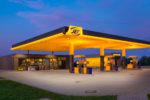 Günstig tanken, bequem shoppen, gut essen Umfassend modernisiert  – JET Tankstelle in Viernheim wiedereröffnet