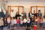 Musik hat eine sehr wichtige Bedeutung für die  AWO- Kindertagesstätte Pirmasenser Straße